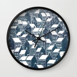 Huddle Wall Clock