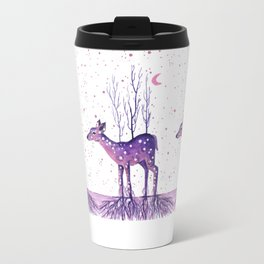 Rooted Deer Travel Mug