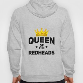 Queen of the redheads. Hoody