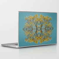 halo Laptop & iPad Skins featuring Halo by N A N A M I