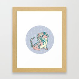 Liao Hu 1 Framed Art Print