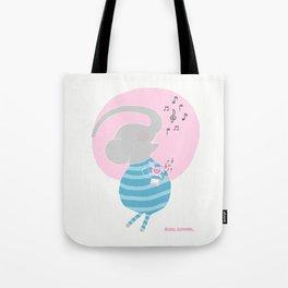 Childrens book illustration Tote Bag