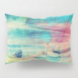 Edward Hopper Graffiti Pillow Sham