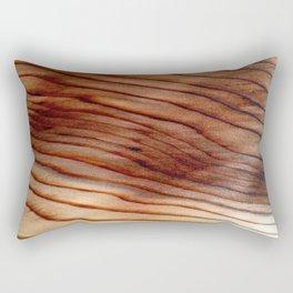 Wood Texture Rectangular Pillow