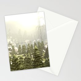Forrest Island Stationery Cards