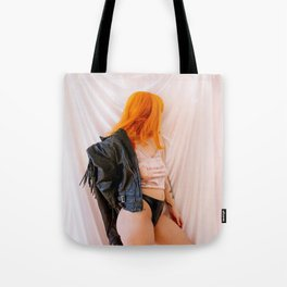 self portrait as dream girl Tote Bag