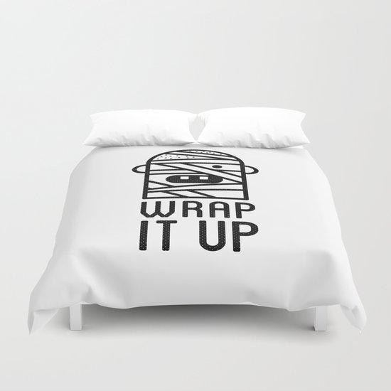 Wrap it Up Duvet Cover