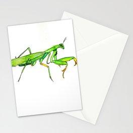 Madame Mantis Stationery Cards
