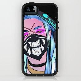 Saïx K/DA iPhone Case