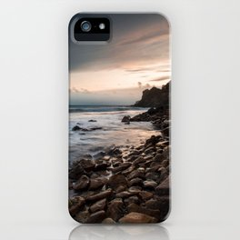 Sunset Storms iPhone Case