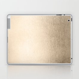 White Gold Sands Laptop & iPad Skin