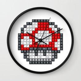1 UP Wall Clock
