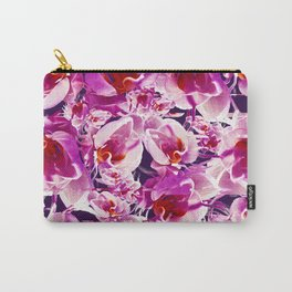 Orchid Chaos Carry-All Pouch
