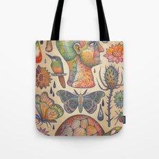 Rebus (The Ingredients) Tote Bag