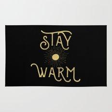 Stay Warm Rug