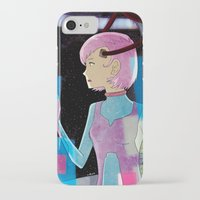 sci fi iPhone & iPod Cases featuring Sci-Fi by Scotty6000