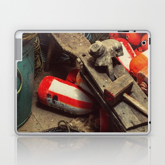 Buoy Factory Laptop & iPad Skin