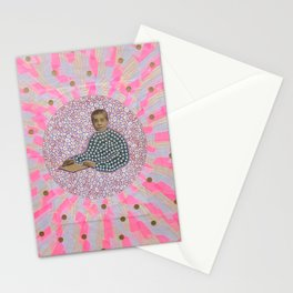 Knowledge Bubble Stationery Cards