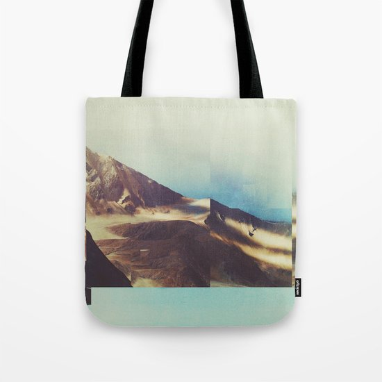 Fractions A30 Tote Bag