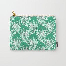 Aqua Marine Seaweed Carry-All Pouch