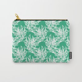 Aqua Marine Seaweed Carry-All Pouch