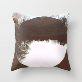 SFT what is real Throw Pillow