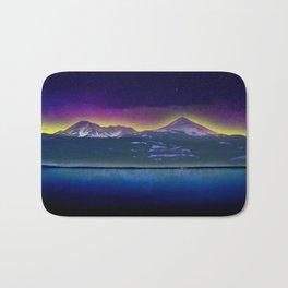 Twin Peaks - Scenic Wall Art Bath Mat