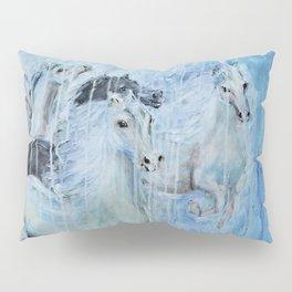 Spirit Horses Pillow Sham