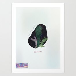 Clean Energy Art Print