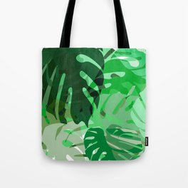 Emerald Jungle Tote Bag