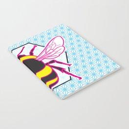 Geometric Bumblebee Notebook