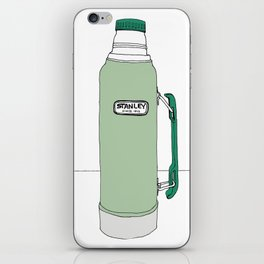Classic Stanley Thermos iPhone Skin