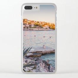 Hvar 2.2 Clear iPhone Case