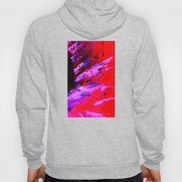 Abstract Shrapnell II by Robert S. Lee Hoody