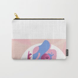 Garnet Carry-All Pouch