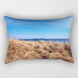 North Atlantic Ocean Rectangular Pillow