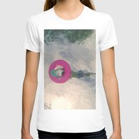 diver T-shirts featuring diver by signe constable