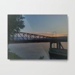 Columbia riverside Metal Print