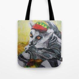 Am I el' Lemur?? or Am I, Yaaaa Man'?? Tote Bag