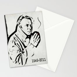Christopher Hitchens Stationery Cards