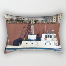 Soo Marine Supply Ojibway Rectangular Pillow
