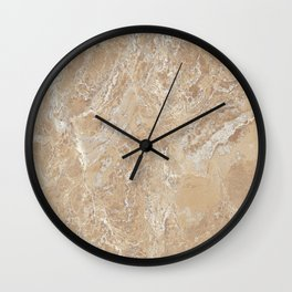 Marble Texture Surface 09 Wall Clock