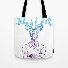 bambi's a grown up now  Tote Bag