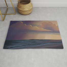 The Colorful Sea Rug
