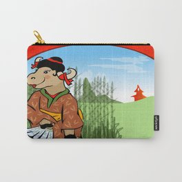Year of the Ox - Female Carry-All Pouch