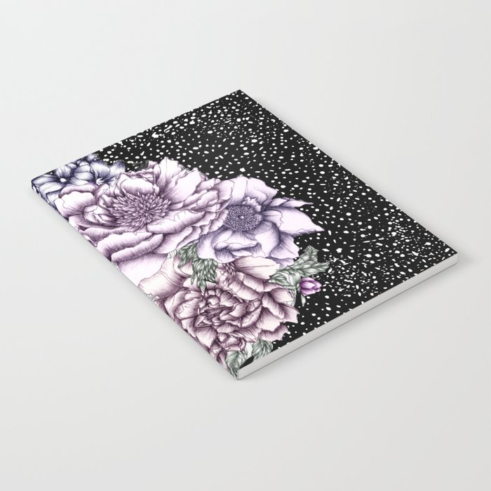Moon Abloom II Notebook
