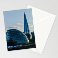 London Blues Stationery Cards