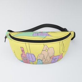 drink and drink Fanny Pack