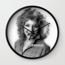 CHRISSIE Wall Clock