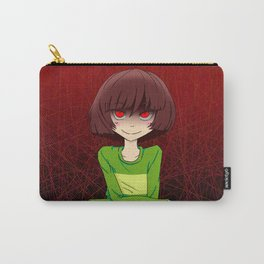 Undertale fight or mercy Carry-All Pouch